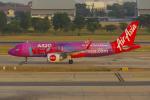 PASSENGERさんが、ドンムアン空港で撮影したエアアジア A320-251Nの航空フォト(写真)
