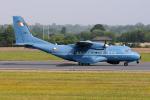 Tomo-Papaさんが、フェアフォード空軍基地で撮影したアイルランド空軍 CN-235-100の航空フォト(写真)