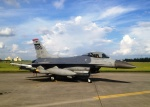 salaryman-pilotさんが、横田基地で撮影したアメリカ空軍 F-16CM-40-CF Fighting Falconの航空フォト(写真)