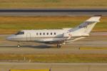 PASSENGERさんが、ドンムアン空港で撮影したACアビエーション Hawker 800の航空フォト(写真)