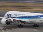 とりてつさんが、羽田空港で撮影した全日空 787-881の航空フォト(写真)