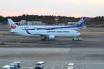 空とぶイルカさんが、成田国際空港で撮影した日本航空 767-346/ERの航空フォト(写真)