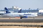 ワーゲンバスさんが、成田国際空港で撮影したヤクティア・エア 100-95LRの航空フォト(写真)