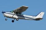 (`・ω・´)さんが、大利根飛行場で撮影した日本個人所有 172P Skyhawk IIの航空フォト(写真)