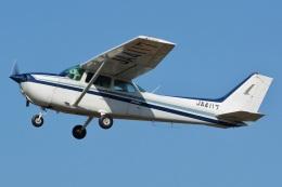 (`・ω・´)さんが、大利根飛行場で撮影した個人所有 172P Skyhawk IIの航空フォト(写真)
