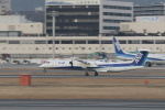Gpapaさんが、伊丹空港で撮影したANAウイングス DHC-8-402Q Dash 8の航空フォト(写真)