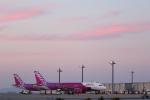 安芸あすかさんが、関西国際空港で撮影したピーチ A320-214の航空フォト(写真)