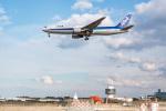 ken_kenさんが、成田国際空港で撮影した全日空 767-381/ERの航空フォト(写真)
