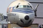 ふるちゃんさんが、羽田空港で撮影した日本航空 DC-8-32の航空フォト(写真)