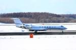 hidetsuguさんが、新千歳空港で撮影したウェルズ・ファーゴ・バンク・ノースウェスト G-Vの航空フォト(写真)