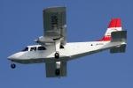 RJFT Spotterさんが、那覇空港で撮影した第一航空 BN-2B-20 Islanderの航空フォト(写真)