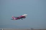 airdrugさんが、羽田空港で撮影したピーチ A320-214の航空フォト(写真)