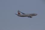 airdrugさんが、羽田空港で撮影したJALエクスプレス 737-846の航空フォト(写真)
