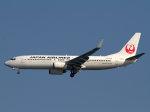 Mame @ TYOさんが、羽田空港で撮影した日本航空 737-846の航空フォト(写真)