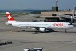 kansai-spotterさんが、チューリッヒ空港で撮影したスイスインターナショナルエアラインズ A321-212の航空フォト(写真)