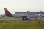 panchiさんが、レオナルド・ダ・ヴィンチ国際空港で撮影したイベリア航空 A320-214の航空フォト(写真)