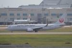空が大好き!さんが、台湾桃園国際空港で撮影した日本航空 737-846の航空フォト(写真)