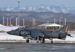 くーぺいさんが、千歳基地で撮影したアメリカ海兵隊 McDonnell Douglas AV-8B Harrier IIの航空フォト(写真)