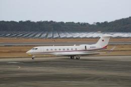pringlesさんが、長崎空港で撮影したウェルズ・ファーゴ・バンク・ノースウェスト Gulfstream G650 (G-VI)の航空フォト(写真)
