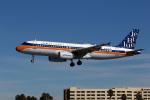 LAX Spotterさんが、ロングビーチ空港で撮影したジェットブルー A320-232の航空フォト(写真)