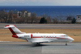 syo12さんが、函館空港で撮影したTVPX ARS INC TRUSTEE  BD-100-1A10 Challenger 300の航空フォト(写真)