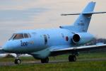 かみじょー。さんが、茨城空港で撮影した航空自衛隊 U-125A(Hawker 800)の航空フォト(写真)