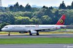 吉田高士さんが、成田国際空港で撮影したトランスアジア航空 A321-131の航空フォト(写真)