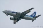 遠森一郎さんが、福岡空港で撮影したANAウイングス 737-54Kの航空フォト(写真)