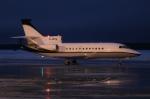 北の熊さんが、新千歳空港で撮影したSkyservice Business Aviation Incの航空フォト(写真)