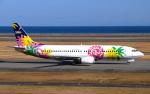 asuto_fさんが、大分空港で撮影したスカイネットアジア航空 737-46Mの航空フォト(写真)