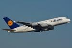 kansai-spotterさんが、フランクフルト国際空港で撮影したルフトハンザドイツ航空 A380-841の航空フォト(写真)