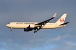 Timothyさんが、成田国際空港で撮影した日本航空 767-346/ERの航空フォト(写真)