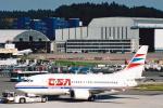 菊池 正人さんが、チューリッヒ空港で撮影したチェコ航空 737-55Sの航空フォト(写真)