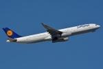 kansai-spotterさんが、フランクフルト国際空港で撮影したルフトハンザドイツ航空 A330-343Xの航空フォト(写真)
