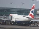 パピヨンさんが、トロント・ピアソン国際空港で撮影したブリティッシュ・エアウェイズ 747-436の航空フォト(写真)