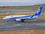 きゅうさんが、関西国際空港で撮影した全日空 737-781の航空フォト(写真)