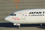 masakazuさんが、中部国際空港で撮影した日本トランスオーシャン航空 737-446の航空フォト(写真)