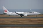 tsubameさんが、山口宇部空港で撮影した日本航空 737-846の航空フォト(写真)