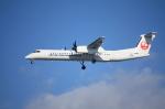フレッシュマリオさんが、伊丹空港で撮影した日本エアコミューター DHC-8-402Q Dash 8の航空フォト(写真)