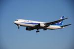 SHOさんが、成田国際空港で撮影した全日空 767-381/ERの航空フォト(写真)