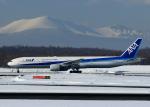 tuckerさんが、新千歳空港で撮影した全日空 777-381の航空フォト(写真)