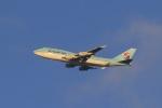 べガスさんが、グアム国際空港で撮影した大韓航空 747-4B5の航空フォト(写真)