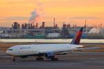 羽田空港 - Tokyo International Airport [HND/RJTT]で撮影されたデルタ航空 - Delta Air Lines [DL/DAL]の航空機写真