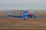 tsubameさんが、山口宇部空港で撮影した山口県警察 A109E Powerの航空フォト(写真)