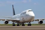 せぷてんばーさんが、羽田空港で撮影したエア アトランタ アイスランド 747-428の航空フォト(写真)