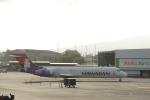 よしポンさんが、ホノルル国際空港で撮影したハワイアン航空 717-2BLの航空フォト(写真)