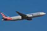 kansai-spotterさんが、フランクフルト国際空港で撮影したアメリカン航空 777-223/ERの航空フォト(写真)
