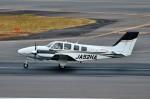 left eyeさんが、高松空港で撮影した本田航空 Baron G58の航空フォト(写真)