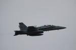 はるたかさんが、横田基地で撮影したアメリカ海兵隊 F/A-18D Hornetの航空フォト(写真)