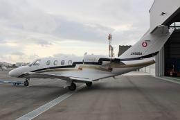 ハピネスさんが、八尾空港で撮影したコーナン商事 525A Citation CJ1の航空フォト(写真)